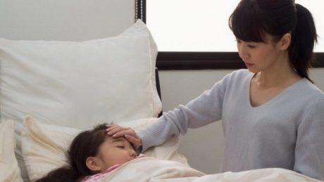 子供が発熱時でもお風呂にいれていいの?お風呂がNGな場合や注意点を紹介