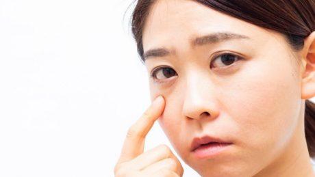 目元のくまを今すぐ隠したい!くまのタイプ別メイク術&ケア方法