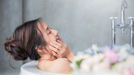 お風呂でカロリー消費量アップ!すぐに試せる呼吸法や高温反復浴のやり方