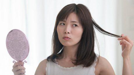 髪のパサつきの原因と対策!正しいケアでうるツヤ髪に
