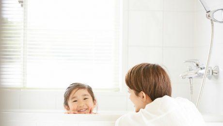 家族の健康を支える?入浴タイムを有効活用する方法