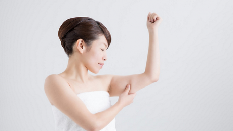 【超簡単】お風呂で二の腕ダイエット!プルプルな腕をすっきりさせよう!