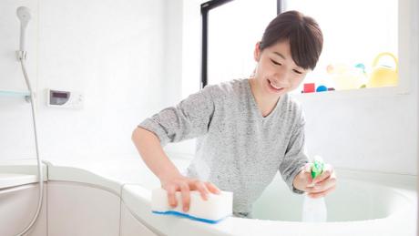 お風呂の掃除の大敵「カビ」を予防するための方法を解説!